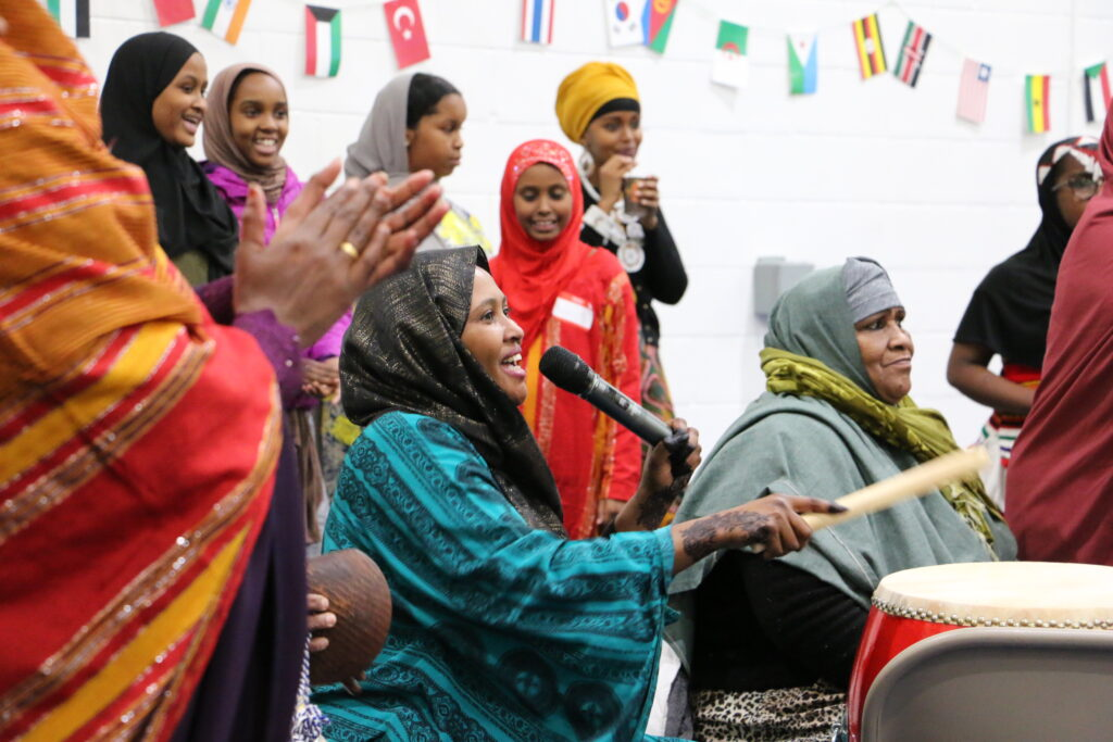 East African cultural event at Brian Coyle Center
