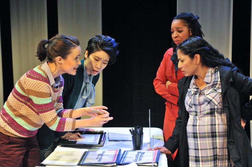 Performance at Pillsbury House + Theatre