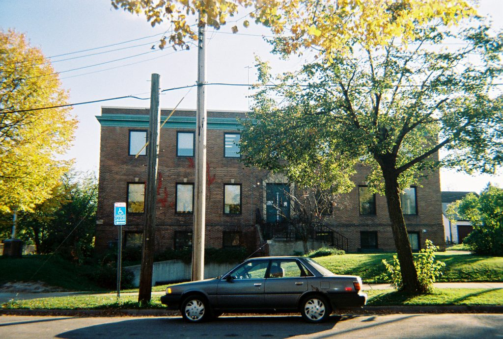 Oak Park Center, early 2000s