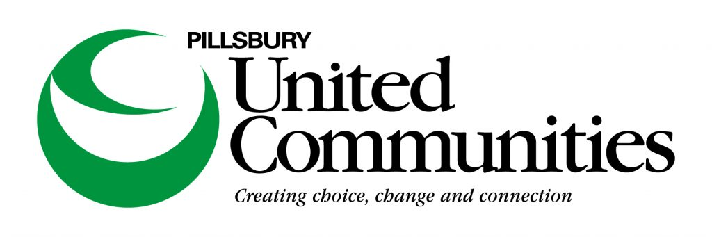 Pillsbury United Communities logo (pre-2019)