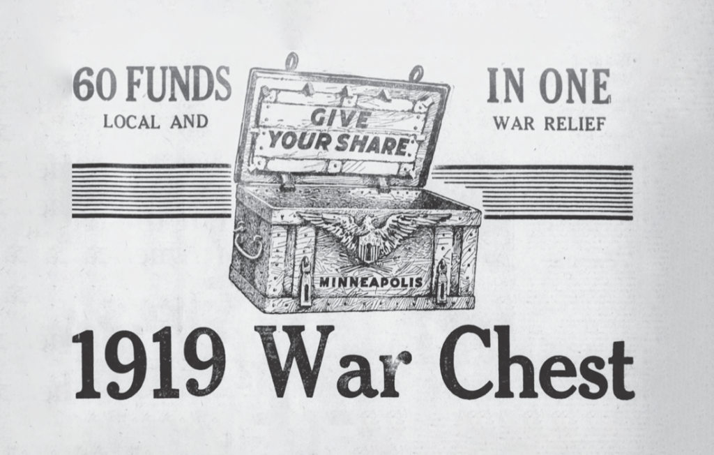 War Chest advertisement
