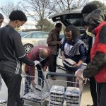 Youth step up to serve community elders in midst of pandemic