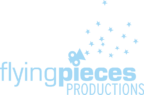 Flying Pieces Productions logo